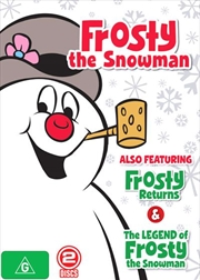 Frosty The Snowman / Frosty Returns
