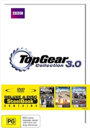 Top Gear: Collection 3 (Steelbook) | DVD