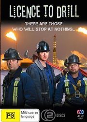 Licence To Drill | DVD