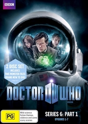 Doctor Who - Series 06 - Part 01 | DVD