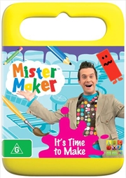 Mister Maker - It's Time To Make! | DVD