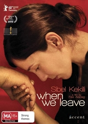 When We Leave | DVD