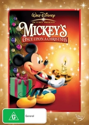 Mickey's Once Upon A Christmas | DVD