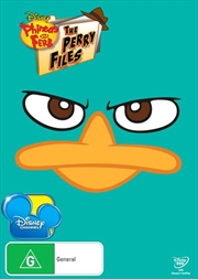Phineas And Ferb - The Perry Files | DVD