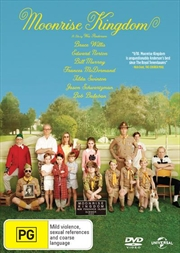 Moonrise Kingdom | DVD