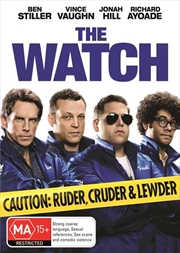 Watch, The | DVD