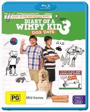 Diary Of A Wimpy Kid - Dog Days | Blu-ray