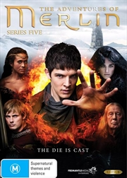 Adventures Of Merlin - Series 5, The