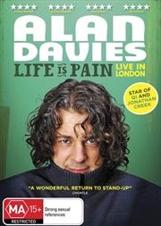Alan Davies | DVD