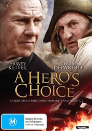 A Hero's Choice | DVD