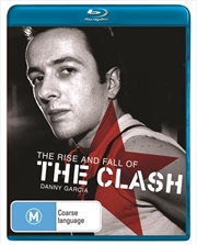 Rise And Fall Of The Clash | Blu-ray
