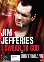 Jim Jefferies - I Swear To God and Contraband