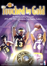NBA: Los Angeles Lakers 1971-72 Touched By Gold