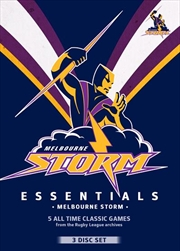 NRL - Essentials - Melbourne Storm