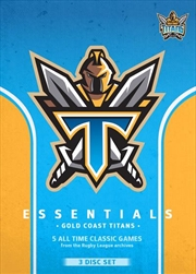 NRL - Essentials - Gold Coast Titans