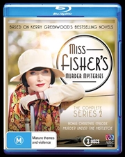 Miss Fisher's Murder Mysteries - Series 2