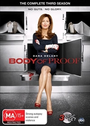 Body Of Proof - Season 3 | DVD