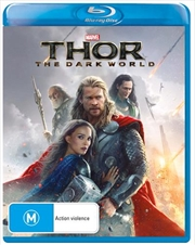 Thor - The Dark World | Blu-ray