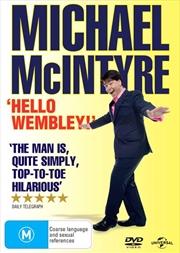 Michael Mcintyre - Wembley | DVD