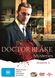 Doctor Blake Mysteries - Season 2 | DVD