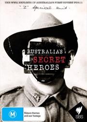 Australia's Secret Heroes   DVD