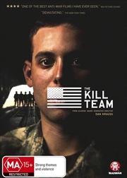 Kill Team, The   DVD