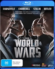 World Wars, The | Blu-ray