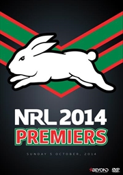 NRL 2014 Premiers - South Sydney Rabbitohs