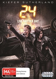 24 - Live Another Day - Season 9 | DVD