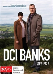 DCI Banks - Series 2 | DVD