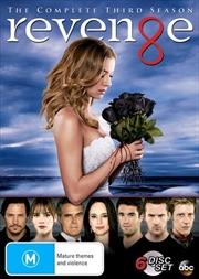 Revenge - Season 3   DVD
