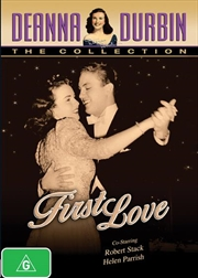 Deanna Durbin - First Love