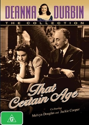 Deanna Durbin - That Certain Age