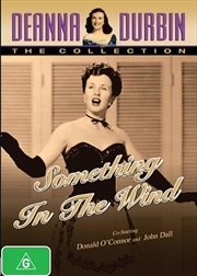 Deanna Durbin - Something In the Wind
