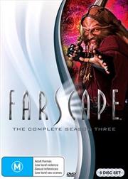 Farscape - Season 3 | DVD