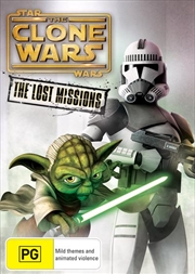 Star Wars - The Clone Wars - The Lost Missions | DVD