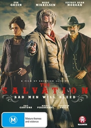 Salvation, The | DVD