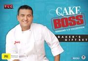 Cake Boss - Season 1-5 - Limited Edition | Baker's Set