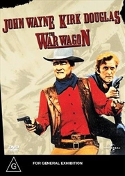 War Wagon, The | DVD