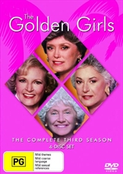Golden Girls, The - Season 03 | DVD