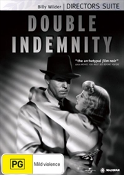 Double Indemnity | DVD