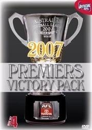 AFL: 2007 Premiers Victory Pack