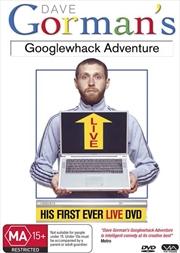 Dave Gorman's Googlewhack Adventure: Live | DVD