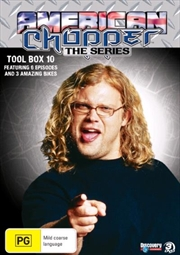 American Chopper - The Series - Tool Box 10 (Season 4)