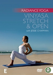 Radiance Yoga: Stretch & Open | DVD