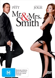 Mr and Mrs Smith | DVD