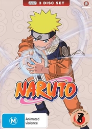 Naruto - Collection 8 | DVD
