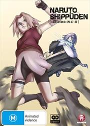 Naruto Shippuden - Collection 3 - Eps 27-39