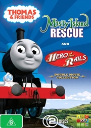 Thomas and Friends - Misty Island Rescue / Hero Of The Rails
