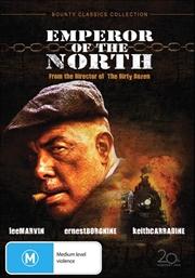 Emperor Of The North   DVD